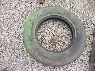Superrib 6ply 7.50 X 18 Front Tractor Tire Tri Rib Ready To Use