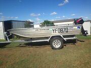 Fishing boat Meringandan West Toowoomba Surrounds Preview