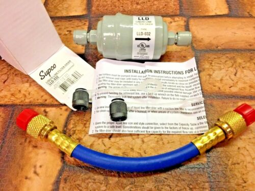ROBINAIR,  Refrigerant Recovery Pre-Filter KIT, recovery machine filter