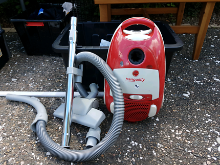 Hoover Tranquility vacuum cleaner