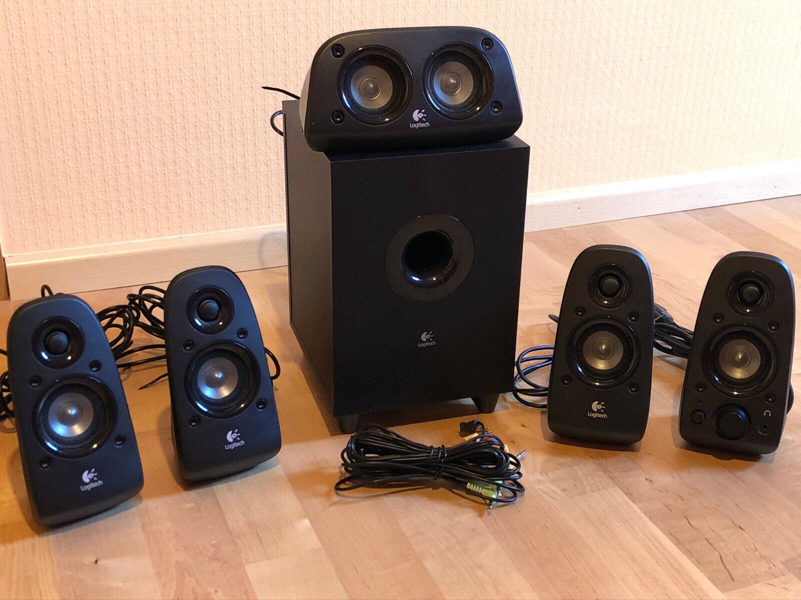 Logitech Z506 5.1 Sound System
