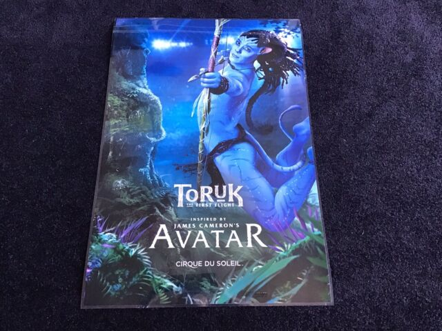 James Cameron's Avatar Toruk The First Flight Laminated Poster