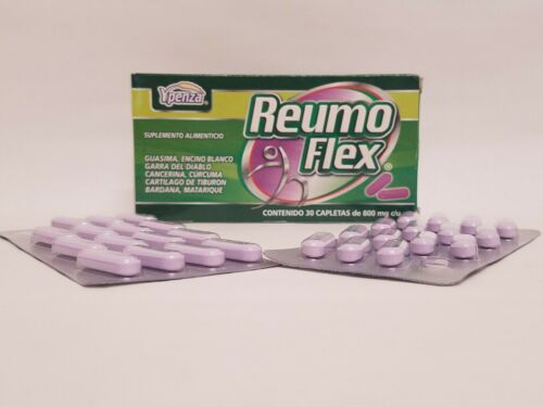 REUMOFLEX REUMO FLEX RELIEVE Joint Pain Arthritis & CIATICA PAIN ARTICULACIONES 3