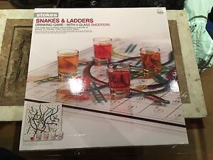 Adult Drinking Snakes And Ladders Drinking Game