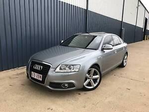 Audi A6 2010 - 3.0TDI QUATTRO - LOW KMS!!! Darra Brisbane South West Preview