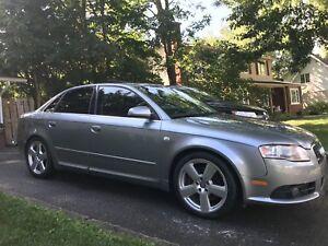 2006 Audi A4 Sline 2.0T quattro 6500$ negotiable