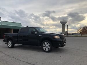 "2007 Ford F-150 ""Low Km"""
