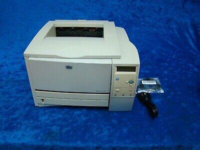 HP LaserJet 2300 Series Black & White USB Printer Q2472A + 32MB, Toner & (2300 Series Laser Printer)