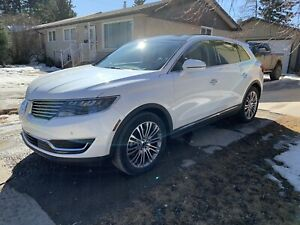 2016 lincoln mkx reserve, has every options available!!!