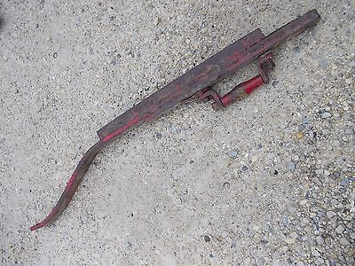 Farmall M Sm Mta 300 400 450 560 350 Tractor Ih Draw Bar Hitch Tongue Roller