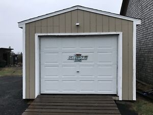 Used 12x16 Shed