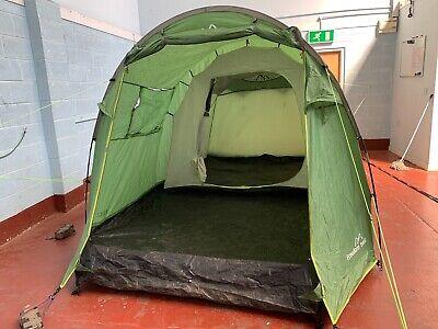 Freedom Trail Sendero 4 Man Berth Tent ** RRP £180 ** Family Camping 566