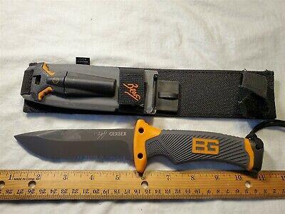 09 Gerber Bear Grylls Ultimate Survival Knife