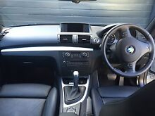BMW 118D M Sport Convertible 2013 Southbank Melbourne City Preview