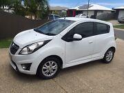 2013 Holden Barina Spark Ooralea Mackay City Preview