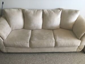 Couch - Beige Brand New Condition