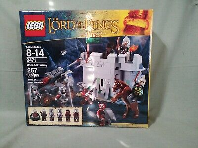 LEGO Lord of the Rings Uruk-hai Army (9471)