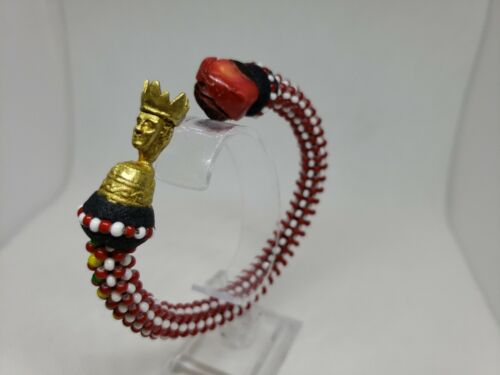 Idde De Shango Con Coral Religion Yoruba IFA SANTERIA Con Coral  - $40.00