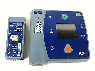 Philips Heartstart Fr2 Aed Defibrillator - Free Shipping