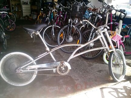"""Chopper 20"""" in chrome Dulwich Hill Marrickville Area Preview"""