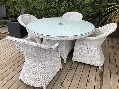 Rattan Garden Patio Conservatory Or Summerhouse Furniture By Kingdom Teak