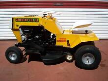 GREENFIELD  RIDE ON MOWER Harristown Toowoomba City Preview