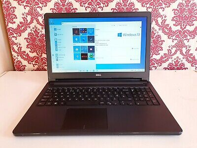 "Dell Insprion 3559 cheap 15.6"" Laptop, Core i5-6200u, 8GB RAM, 1TB HDD, DVD WiFi"