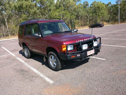 Land Rover Discovery Series 2 (price reduced  for quick sale!!!!!!!!!) Brinkin Darwin City Preview
