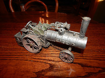 EARLY VINTAGE 1920'S CASE TOY TRACTOR - EXTREMELY HTF!