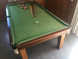Pool table Port Fairy Moyne Area Preview