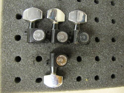 Vintage Schaller Tuners  Black