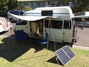 Toyota Hiace Hi Top fully equipped ready to go Sydney City Inner Sydney Preview
