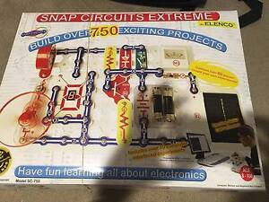 Snap Circuits Extreme Winthrop Melville Area Preview