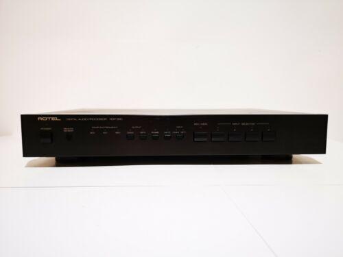 ROTEL RDP-980 Stereo Digital Audio Processor