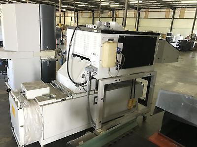 Martin Yale 16.87-7.8cc Intimus Large Document Paper Shredder Bailer Compactor