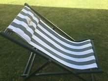 Outdoor Deck Chairs Edensor Park Fairfield Area Preview
