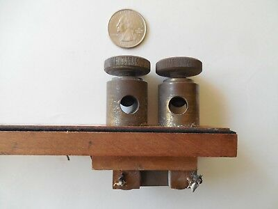 Very Heavy and Large Brass Post Shunt