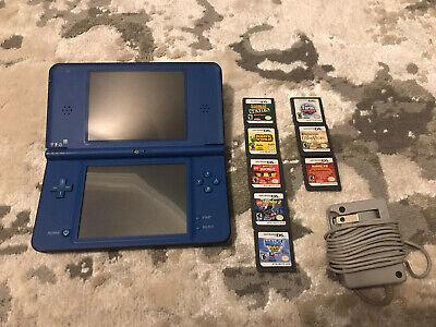 Nintendo DSi XL Midnight Blue Handheld