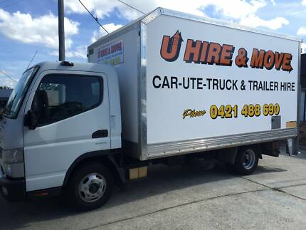 U Hire & Move - Truck, Ute & Car Hire, Rental