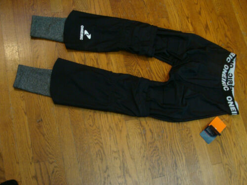 Oneiric New Black Performance Base Layer Pants Size Large