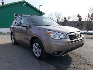 2014 Subaru Forester WOW ONLY 56KM! - TOURING PACKAGE - ALLOYS -