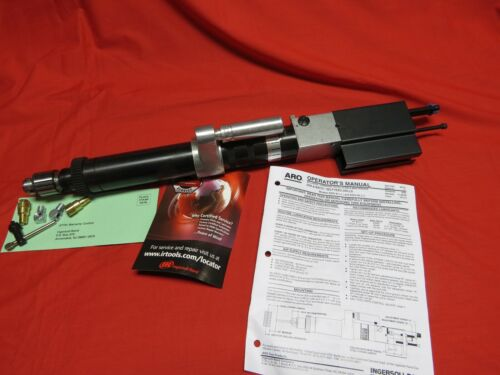 8255-A14-3, Ingersoll Rand/ARO Self Feed Drill, pneumatic, New
