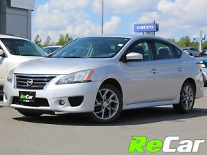 2014 Nissan Sentra 1.8 SR KEYLESS ENTRY | BLUETOOTH | ONLY $6...