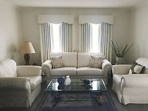LOWER PRICE Formal Lounge Sofa And Dining Set