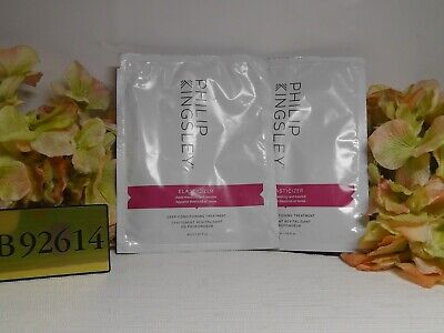 lot of 4: PHILIP KINGSLEY ELASTICIZER DEEP CONDITIONING TREATMENT Size 40ml Each