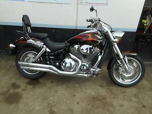 2006 HONDA VTX1800 Bundaberg West Bundaberg City Preview