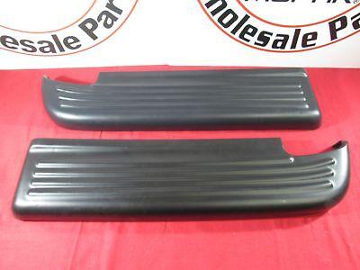 DODGE RAM Driver & Passenger Side Rear Bumper Pad NEW OEM MOPAR