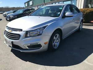 2016 Chevrolet Cruze Limited 2LT (SPRING CLEAN UP!)