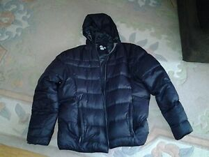 Mckinley Mens Black Winter Coat XXL