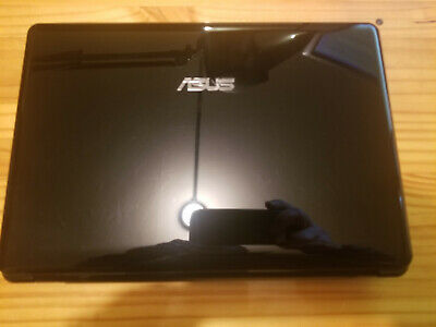 Asus Eee PC 1201N-PU17 Atom 330 1.6MHz 250GB HD 2GB RAM Black Win7 Home Prem comprar usado  Enviando para Brazil
